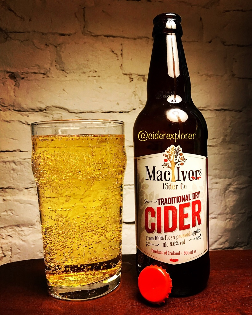 Mac Ivors Traditional Dry Cider